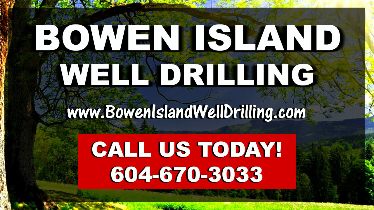 Bowen Island Well Drilling YouTube