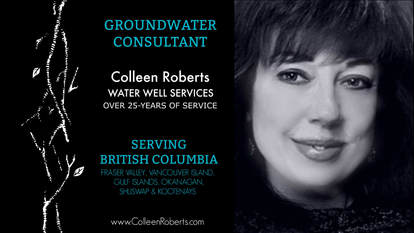 Groundwater Consulting in Chilliwack and area