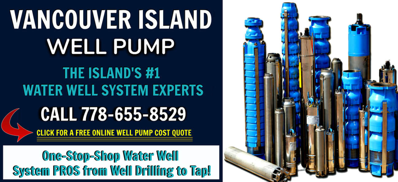 Vancouver Island Well Pump Services