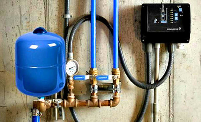 Tankless Well Pump System Nanaimo