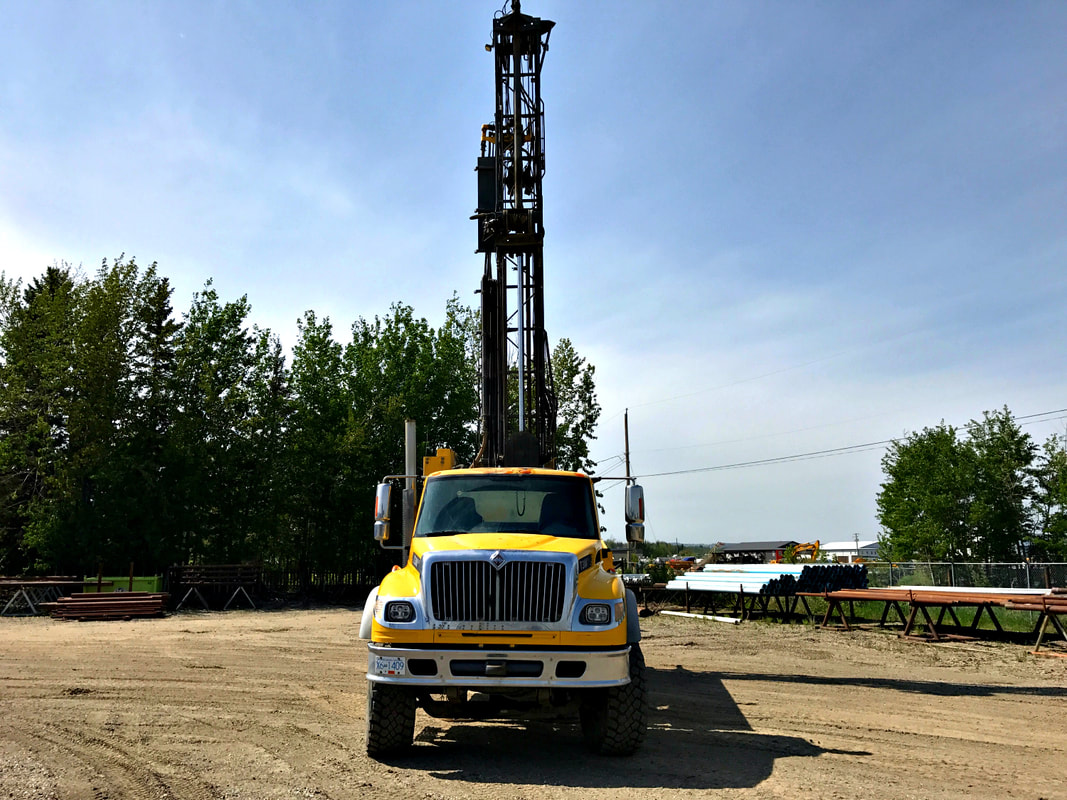 Water Well Services in Fort Langley