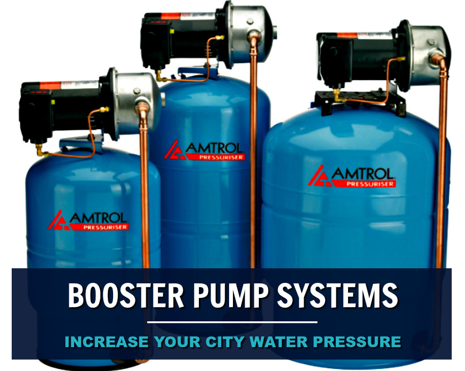 Pitt Meadows Booster Tanks and Pressure Tanks