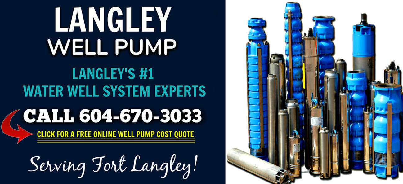 Sooke Well Pump Services and Pump Repairs