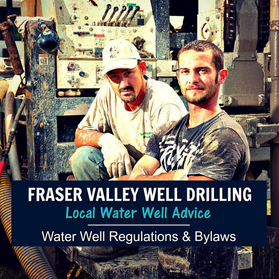 Water Well Fraser Valley Regulations