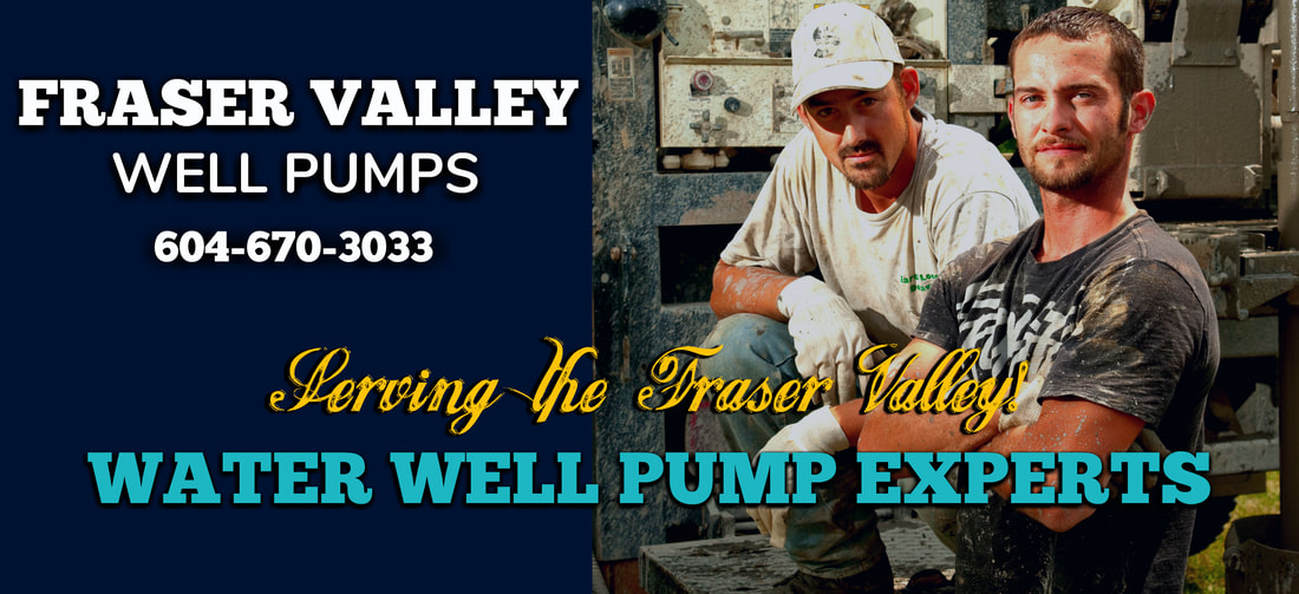 Fraser Valley Well Drilling - Well Drilling Equipment
