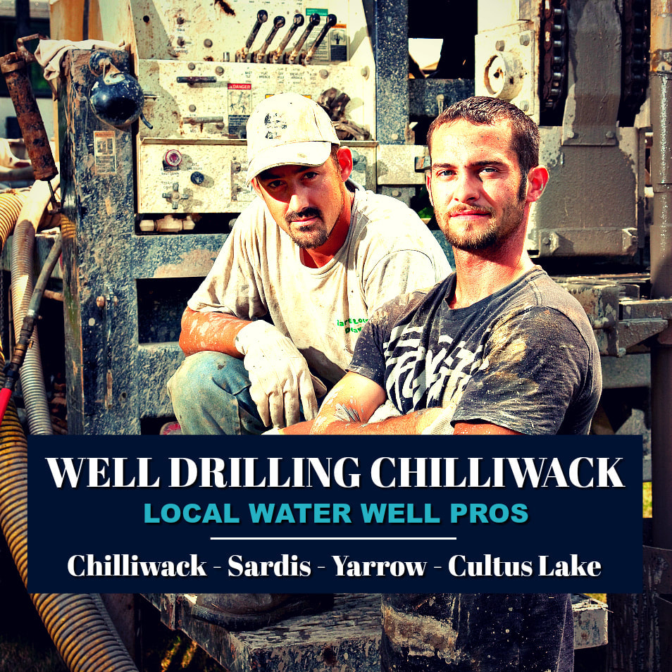 Water Well Drilling Chilliwack - Drillers